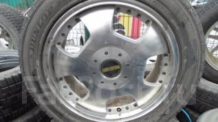Продам комплект зимних шин на литых дисках 215/55R17. 7.0x17 4x100.00, 4x114.30 ET48 ЦО 72,0мм.