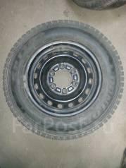 Комплект зимних грузовых колес на штамповке, Dunlop SP LT02 185/75R15. x15 6x139.70