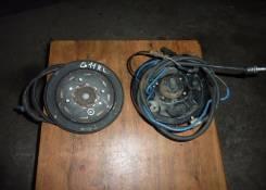 Ступица. Nissan Bluebird Sylphy, G11 Двигатель HR15DE