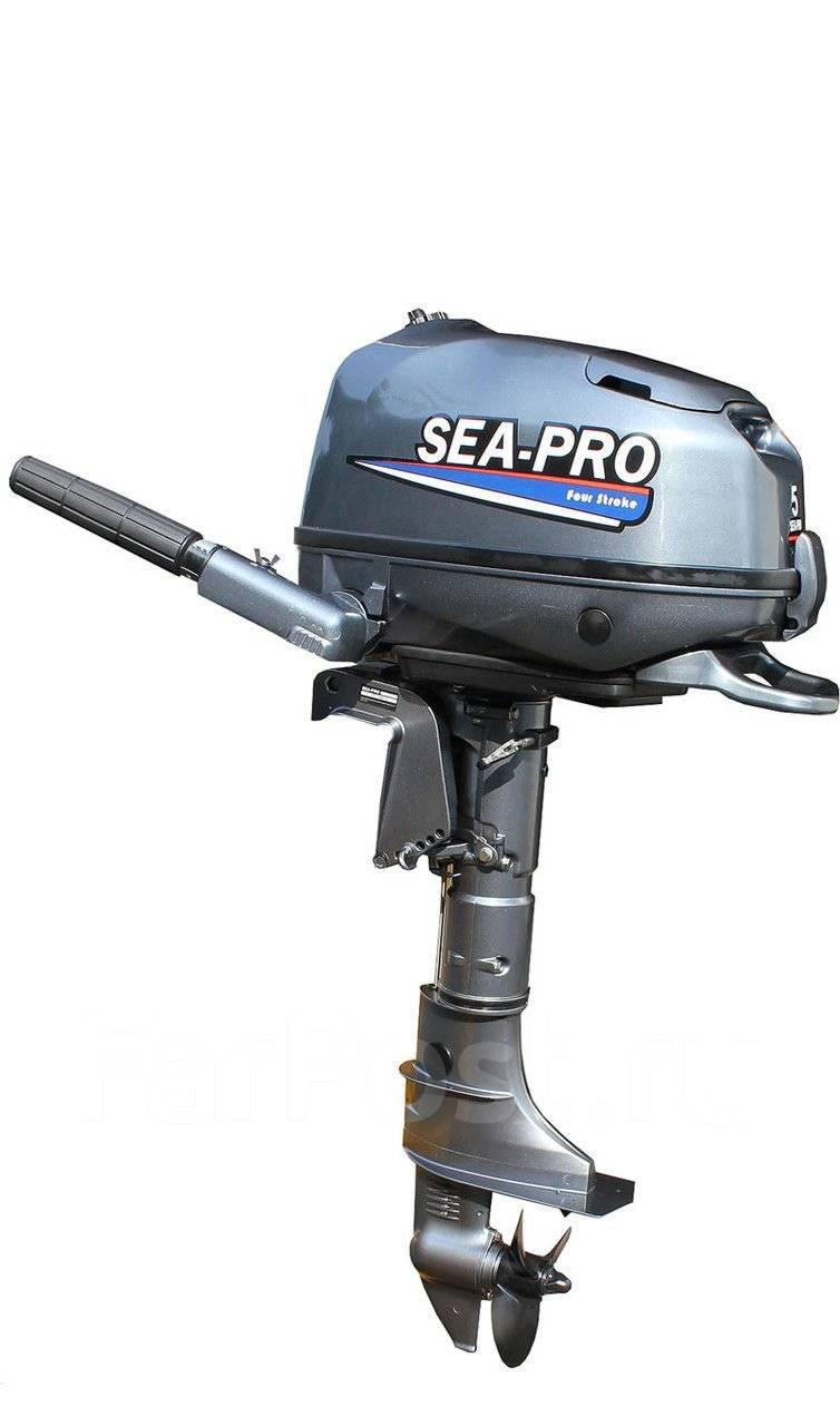 mercury 10 sea pro лодочные моторы