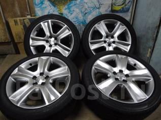 Продам Стильные под Чёр. Хром Subaru Legacy, Outback+Лето 215/45R17. 7.0x17 5x100.00 ET48