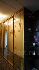 3-комнатная, Хабаровск, микрорайон Южный, улица Панфиловцев, 38. Индустриальный, частное лицо, 70 кв.м.