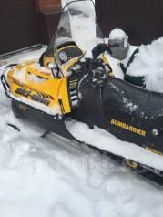 BRP Ski-Doo Skandic WT 600. ��������, ���� ���, � ��������