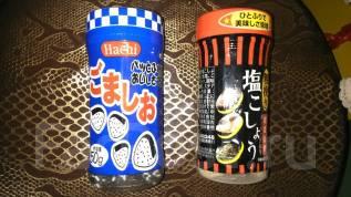 Приправы и соусы из японии и кореи в ассортименте