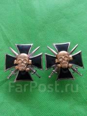 Значок Баклановский казачий крест