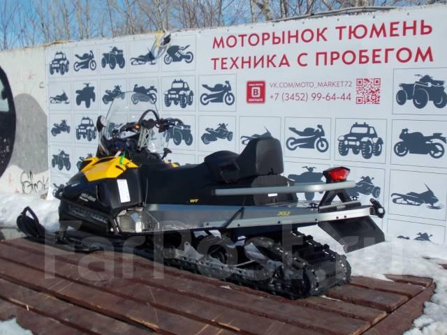 Продажа снегоходов в Тюменской области, цены