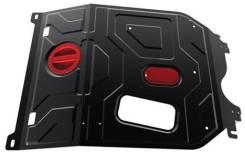 Защита двигателя. Daewoo Nexia
