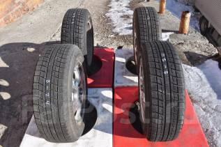 Bridgestone Blizzak Revo1. Зимние, 2008 год, износ: 100%, 4 шт