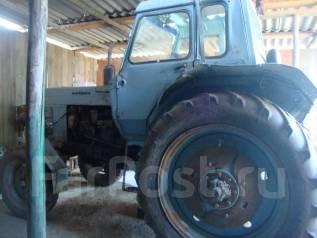 Продам трактор - МТЗ 80, 1990 - spec.drom.ru