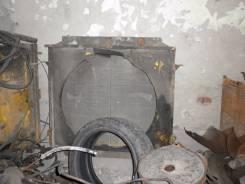 Радиатор охлаждения двигателя. Кировец К-700