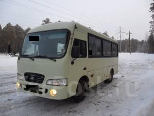 Hyundai County. ������ ������� 2007, 3 900 ���. ��., 18 ����