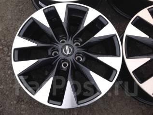 Nissan. 6.5x17, 5x114.30, ET45, ЦО 67,0мм.