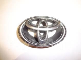 Эмблема решетки. Toyota Corolla, EE108, CE101, EE105, CE100, EE104, EE101, EE100, AE100, AE102, AE101, AE104, AE103 Двигатели: 4EFE, 4AGE, 2E, 4AFE, 3...