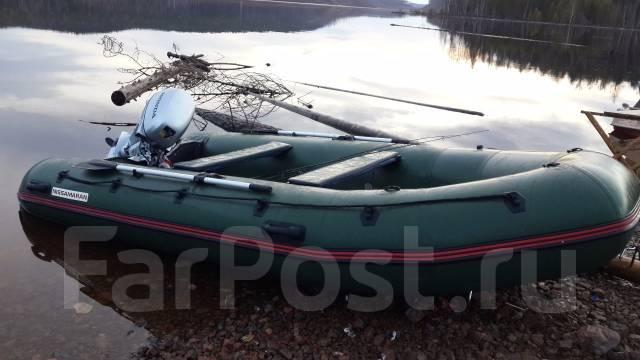 Лодка nissamaran - 290 tornado надувная пвх цена 4492000 руб, купить в екатеринбурге