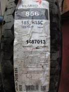 Kumho Steel Radial 856. Летние, 2012 год, без износа, 4 шт