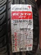 Kumho Ecsta SPT KU31. Летние, 2013 год, без износа, 4 шт