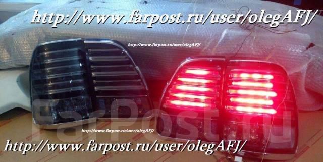 Стоп-сигнал. Toyota Land Cruiser Cygnus, UZJ100W Toyota Land Cruiser, UZJ100, UZJ100W Lexus LX470, UZJ100 Двигатель 2UZFE