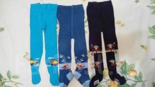 Колготки и носки. Рост: 50-60, 60-68, 68-74, 74-80 см