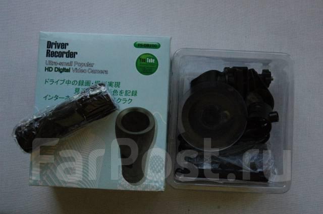 Супер компактный видео-регистратор. Новый. Из Японии! FS-DR100.