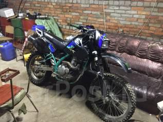 Kawasaki KLX 650. 650 ���. ��., ��������, ���, � ��������