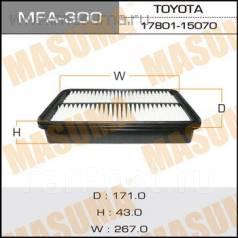 Фильтр воздушный. Toyota: Corolla, Corolla Levin, Sprinter Trueno, Sprinter, Sprinter Marino, Corolla Ceres, Corolla Spacio, Sprinter Carib, Corolla S...