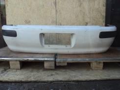 Бампер. Toyota Corolla Spacio, AE111 Двигатель 4AFE