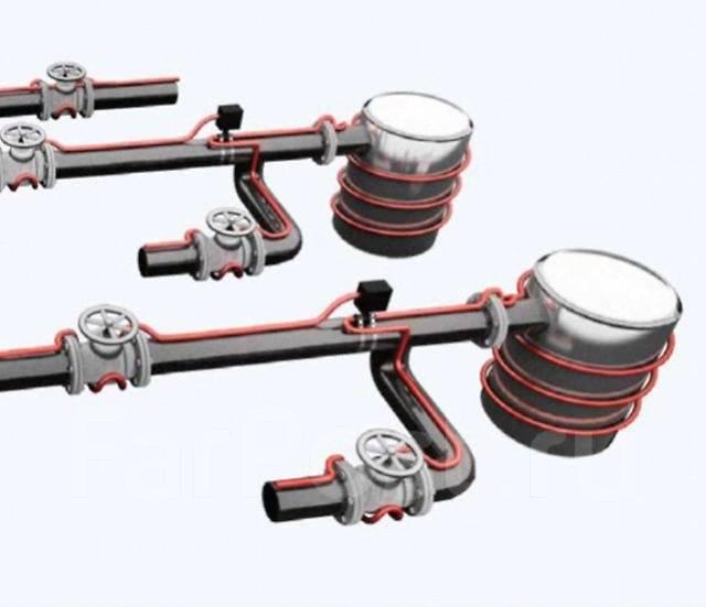 Cаморегулирующийся кабель SRL 16-2CR, SRL 30-2CR , SRL 40-2CR, GR 40-2
