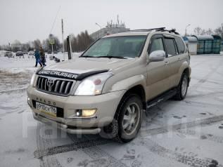 Toyota Land Cruiser Prado. автомат, 4wd, 4.0, бензин