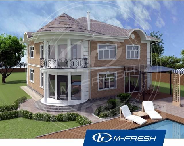 Дома с балконами