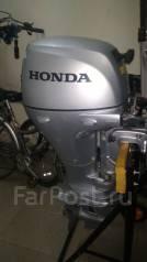 Honda. 10,00л.с., 4х тактный, бензин, Год: 2014 год