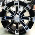 Off-Road-Wheels. 7.5x16, 5x139.70, ET-10, ЦО 110,5мм.