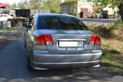 Вставка багажника. Honda Civic Ferio, ES1, ES3, ES2
