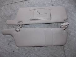Кронштейн козырька солнцезащитного. Toyota Vista Ardeo, ZZV50G, SV50G, AZV50G