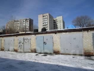 Гаражи капитальные. переулок Кирпичный 4а, р-н Железнодорожный, 18 кв.м., электричество, подвал.