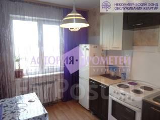 1-комнатная, улица Светланская 133. Центр, агентство, 36 кв.м. Кухня