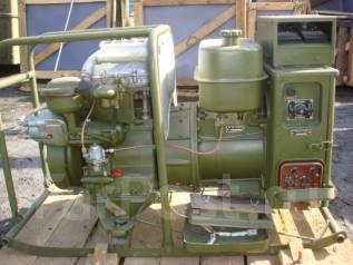 Генераторы и электростанции. 600 куб. см.