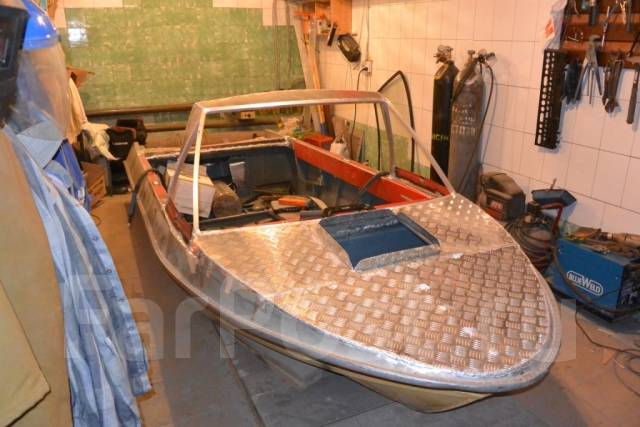 ремонт лодок томск