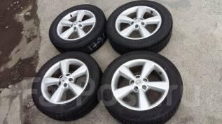 Nissan. 6.5x17, 5x114.30, ET40, ЦО 67,0мм.
