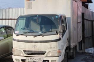 Toyota Dyna. Продам грузовик, 2 200 куб. см., 1 500 кг.