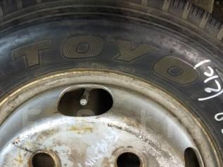 N-00121 одно колесо TOYO Delvex M134 195/75/15 109/107 LT+ДИСК 5*197. 5.5x15 x197.00х5