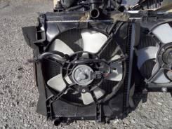 Радиатор охлаждения двигателя. Daihatsu Boon, M300S Двигатель 1KRFE