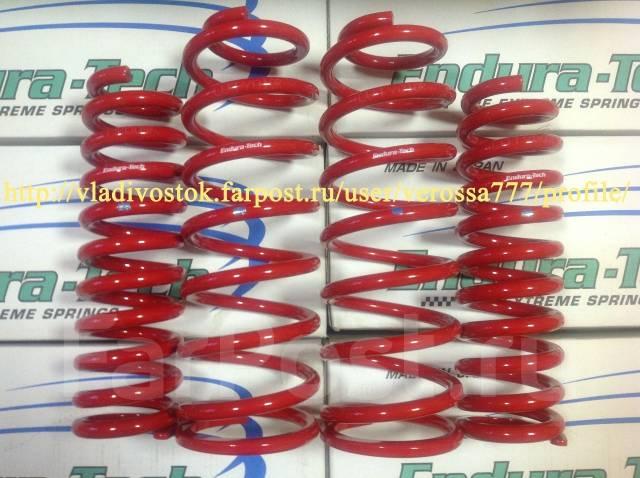 Пружина подвески. Toyota Hilux Surf, KZN185, RZN185, KDN185, VZN185 Toyota Land Cruiser Prado, RZJ90, RZJ95, VZJ95, VZJ90, KZJ90, KZJ95, VZJ95KZJ95RZJ...