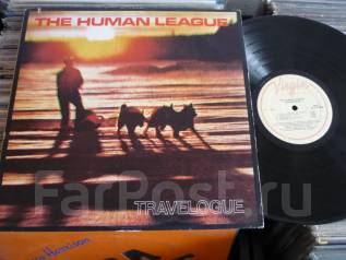 NEW WAVE! Хьюман Лиг / Human League - Travelogue - 1980 US LP