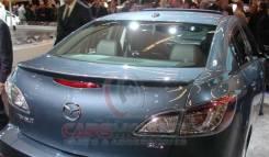 Спойлер. Mazda Axela, BL3FW, BLEAW, BL5FW, BLEFP, BLFFP, BLEAP, BLEFW, BLFFW, BL5FP Mazda Mazda3