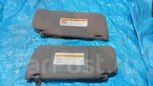Кронштейн козырька солнцезащитного. Nissan Terrano, TR50, LR50, LUR50, PR50, LVR50, RR50