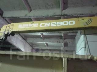 Крановая установка Shinmaywa CB2900 на запчасти