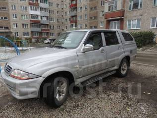 SsangYong Musso Sports. �������, 4wd, 2.9, ������, � ��������, ���� ���