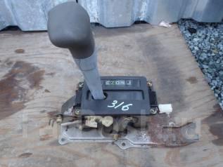 Селектор кпп. Mitsubishi Pajero, V21W Двигатель 4G64
