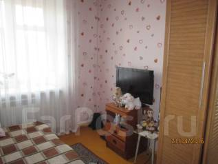 3-комнатная, улица Владивостокская 40. Железнодорожный, агентство, 61 кв.м.