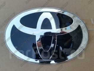 Эмблема решетки. Toyota Land Cruiser, GRJ200, J200, URJ200, URJ202, UZJ200, UZJ200W, VDJ200 Toyota Land Cruiser Prado, GDJ150L, GDJ150W, GDJ151W, GRJ1...